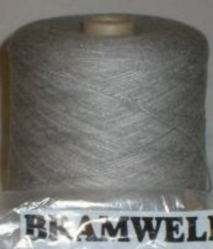 Bramwell Fine 4ply Yarn 500g - School Grey